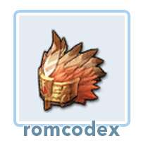 Helmet of Orc Hero [1] :: ROMCodex.com